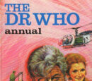 The Dr Who Annual (1971)