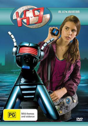 K9 alien avatar australia dvd