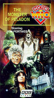 Monster of peladon us vhs