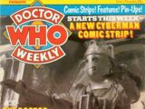 Doctor Who Weekly: No 23