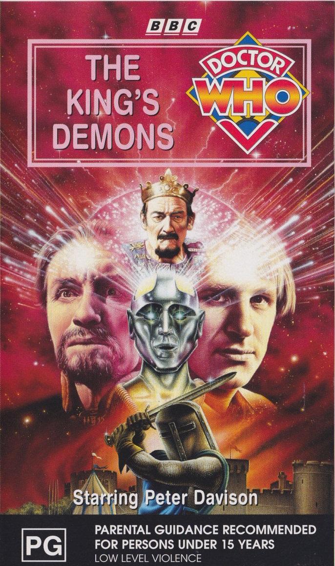 Kings demons australia vhs