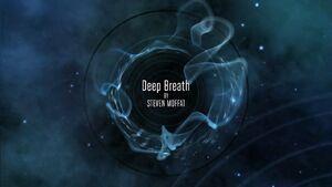 Deep Breath title