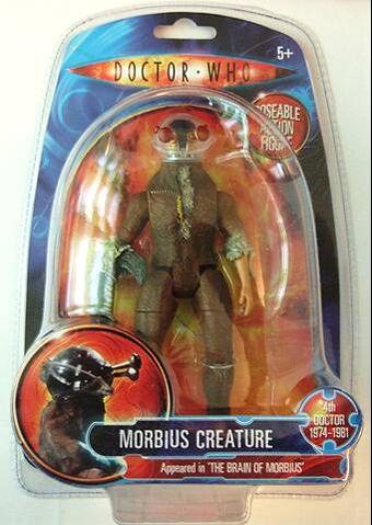 Morbius Dr Who >> The Morbius Creature The Brain Of Morbius Wave 2