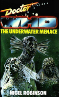 Underwater menace hardcover
