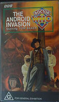 Android invasion australia vhs