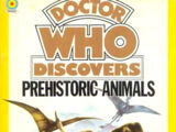 Doctor Who Discovers Prehistoric Animals