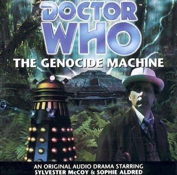 Genocide machine cd