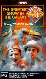 Greatest show in the galaxy australia vhs