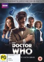 The Complete Sixth Series (DVD)/New Zealand