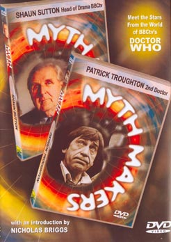 Myth makers patrick troughton shaun sutton dvd