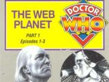 The Web Planet (VHS)