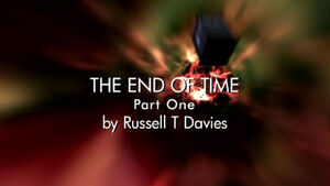 End of time title