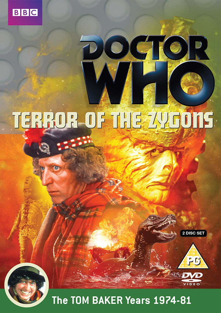 Terror of the zygons uk dvd
