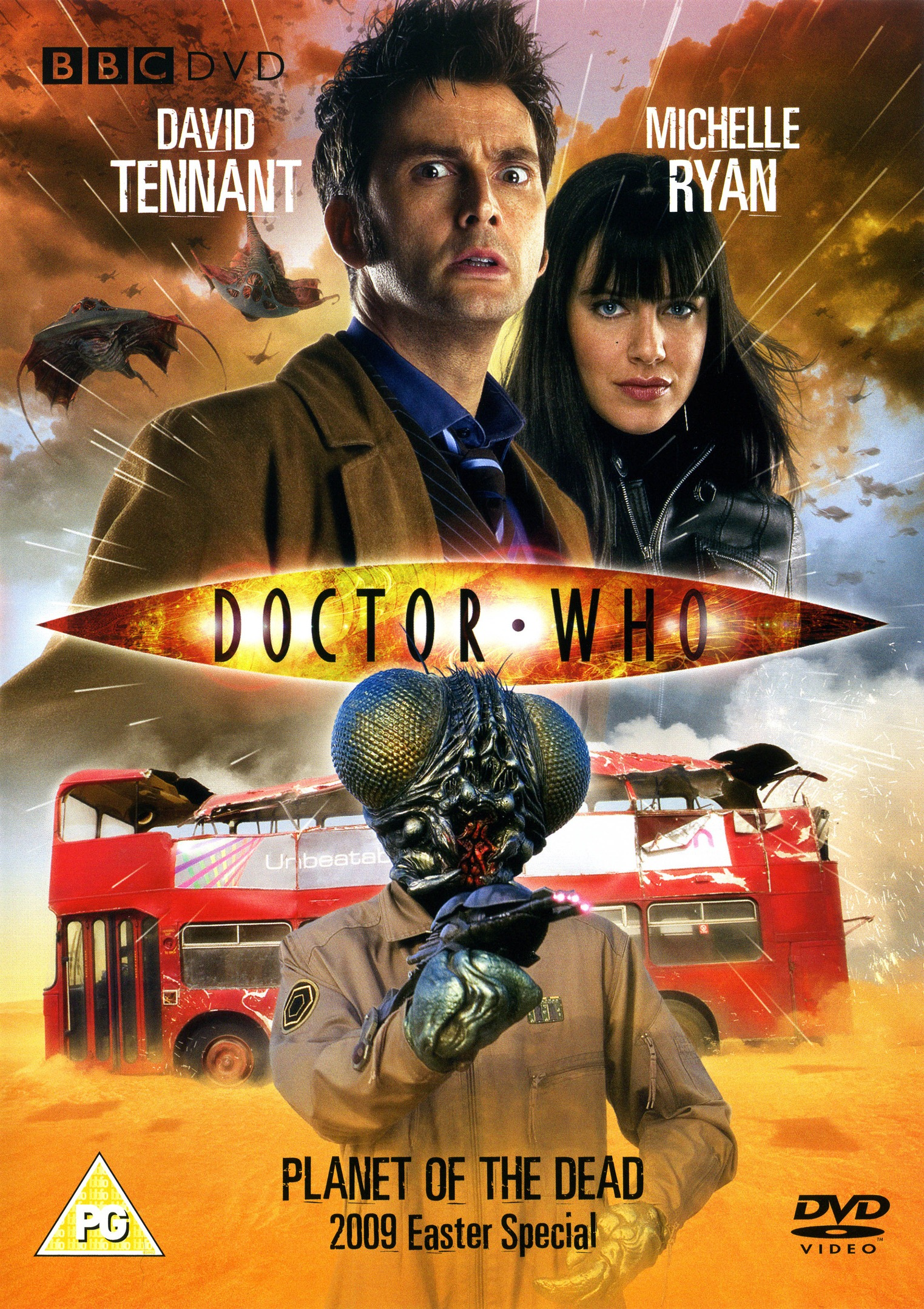 Planet of the dead uk dvd