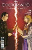 Thirteenth doctor issue 9c