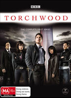 Torchwood: The Complete First Series (DVD)/Australia