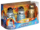 Dalek Collector's Set 2 (Dalek Invasion of Earth, Evil of The Daleks & Day of The Daleks)