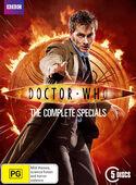 Complete specials australia dvd