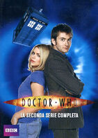 The Complete Second Series (DVD)/Italy