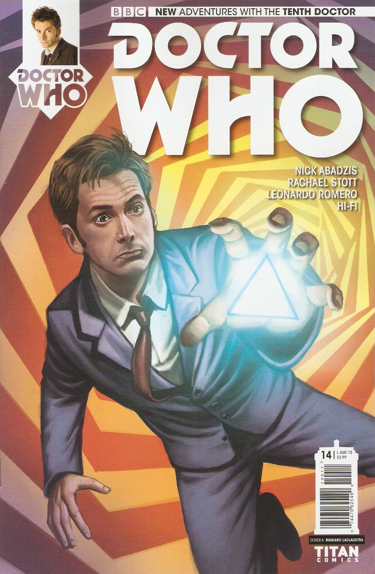 Tenth doctor issue 14a