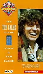 Tom baker years uk vhs