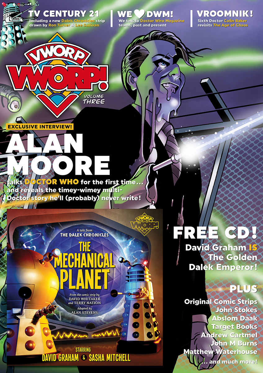 Vworp vworp 3a business as usual martin geraghty cover