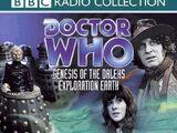 Genesis of the Daleks & Exploration Earth