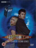 The Complete Second Series (DVD)/UK
