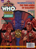 Doctor who magazine 1992 winter special
