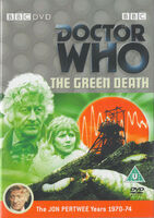 The Green Death (DVD)/UK