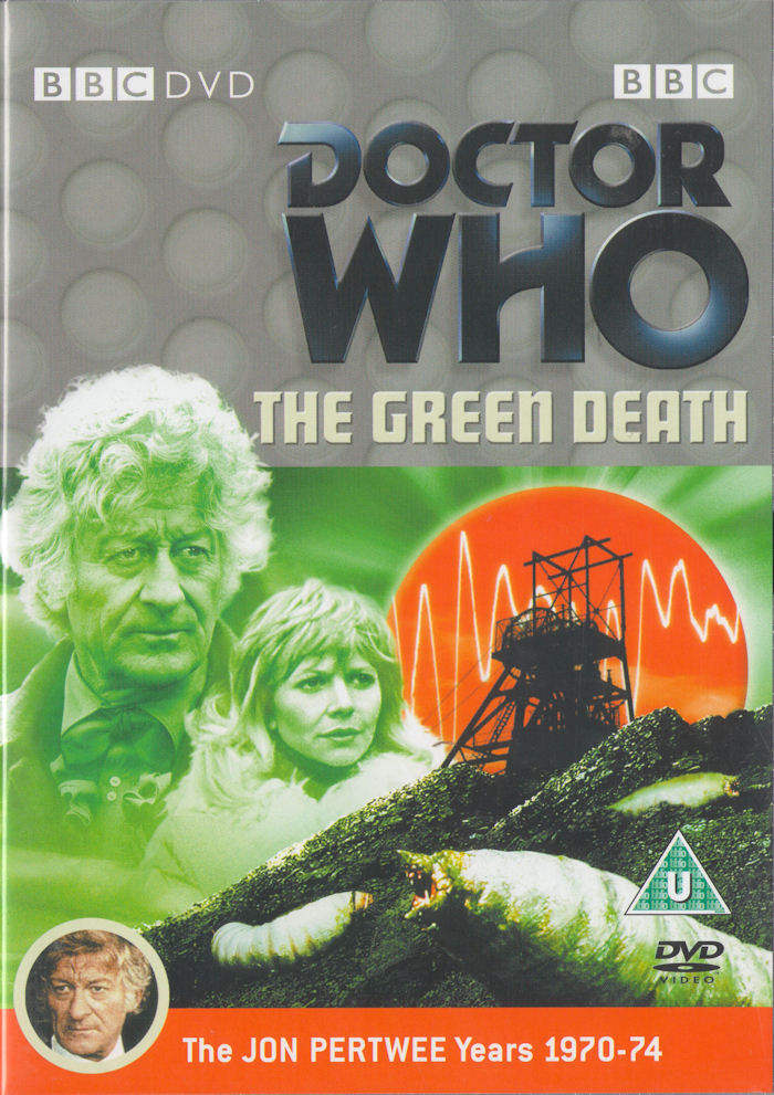 Green death uk dvd