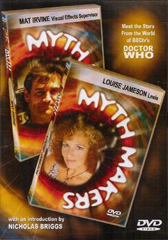 Myth makers louise jameson mat irvine dvd