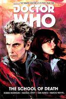 Twelfth doctor volume 4 school of death
