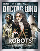 Essential doctor who issue 10 robots