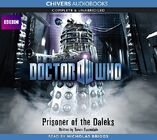 Prisoner of the daleks unabridged cd