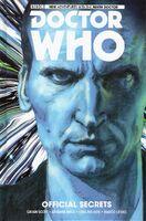 Ninth doctor volume 3 official secrets