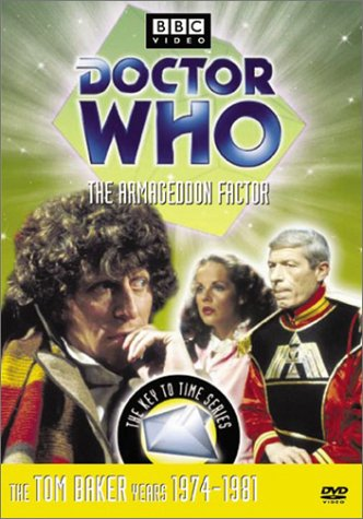 Armageddon factor us dvd