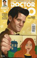 Eleventh doctor year 3 issue 12a