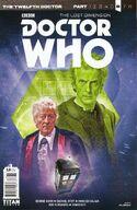 Twelfth doctor year 3 issue 8b