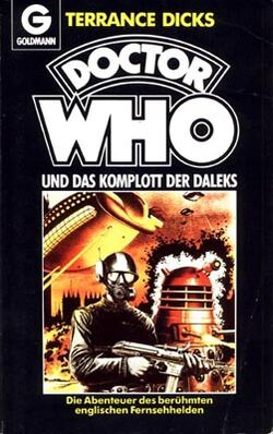 Dalek invasion of earth 1989 germany