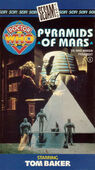 Pyramids of mars finland vhs