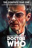 Twelfth doctor complete year 1