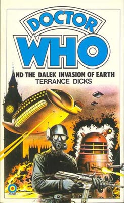 Dalek invasion of earth 1978 target