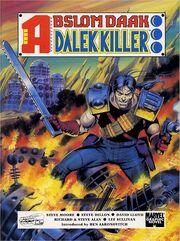 Abslom daak dalek killer marvel graphic novel
