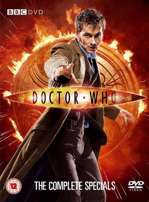 Complete specials uk dvd