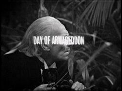 Day of armageddon