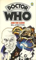 Doctor Who and the Zarbi/Target novelisation 10th edition