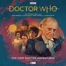 First doctor adventures volume three