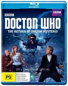 Return of doctor mysterio australia bd