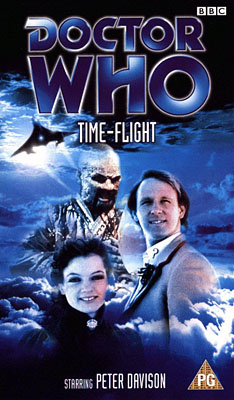 Time flight uk vhs